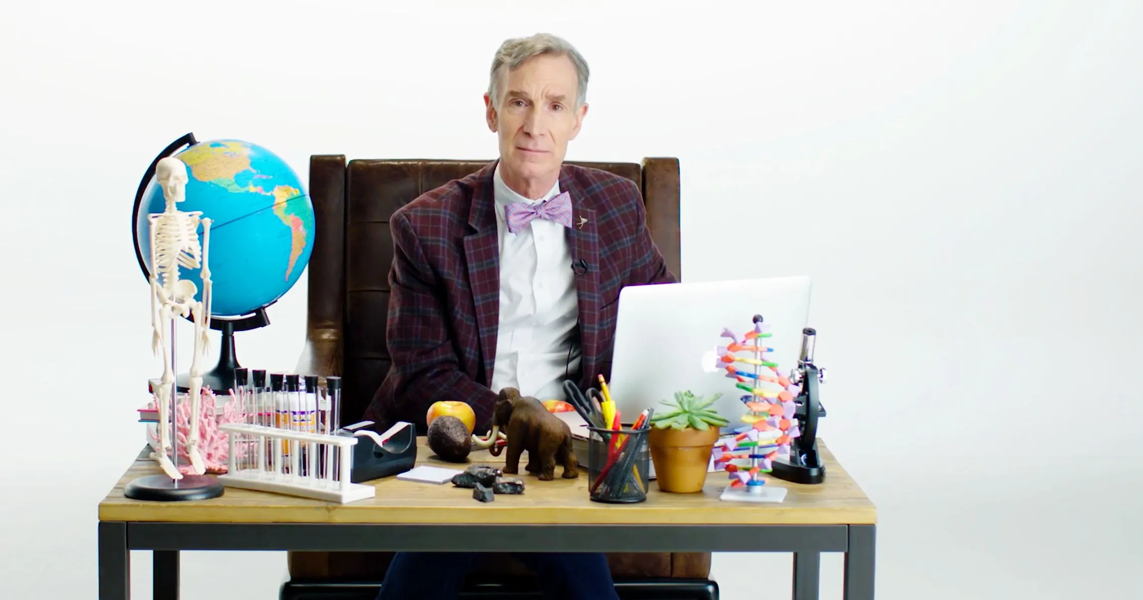 Bill Nye Says Climate Change Deniers Have A Bad Case Of