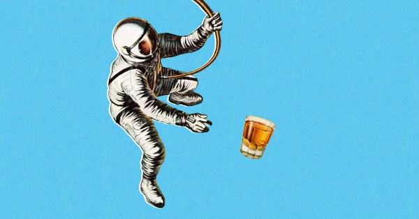 Can You Make Alcohol in Space? | WIRED