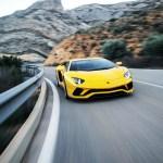 Review 2017 Lamborghini Aventador S Wired