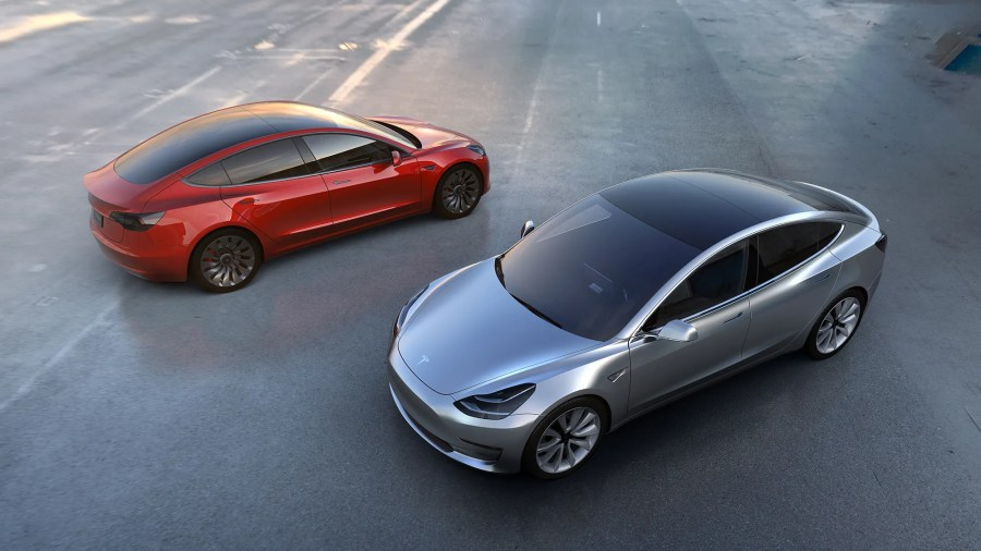 Meet Tesla s Model 3  Its Long Awaited Car for the Masses   WIRED 1 8Tesla