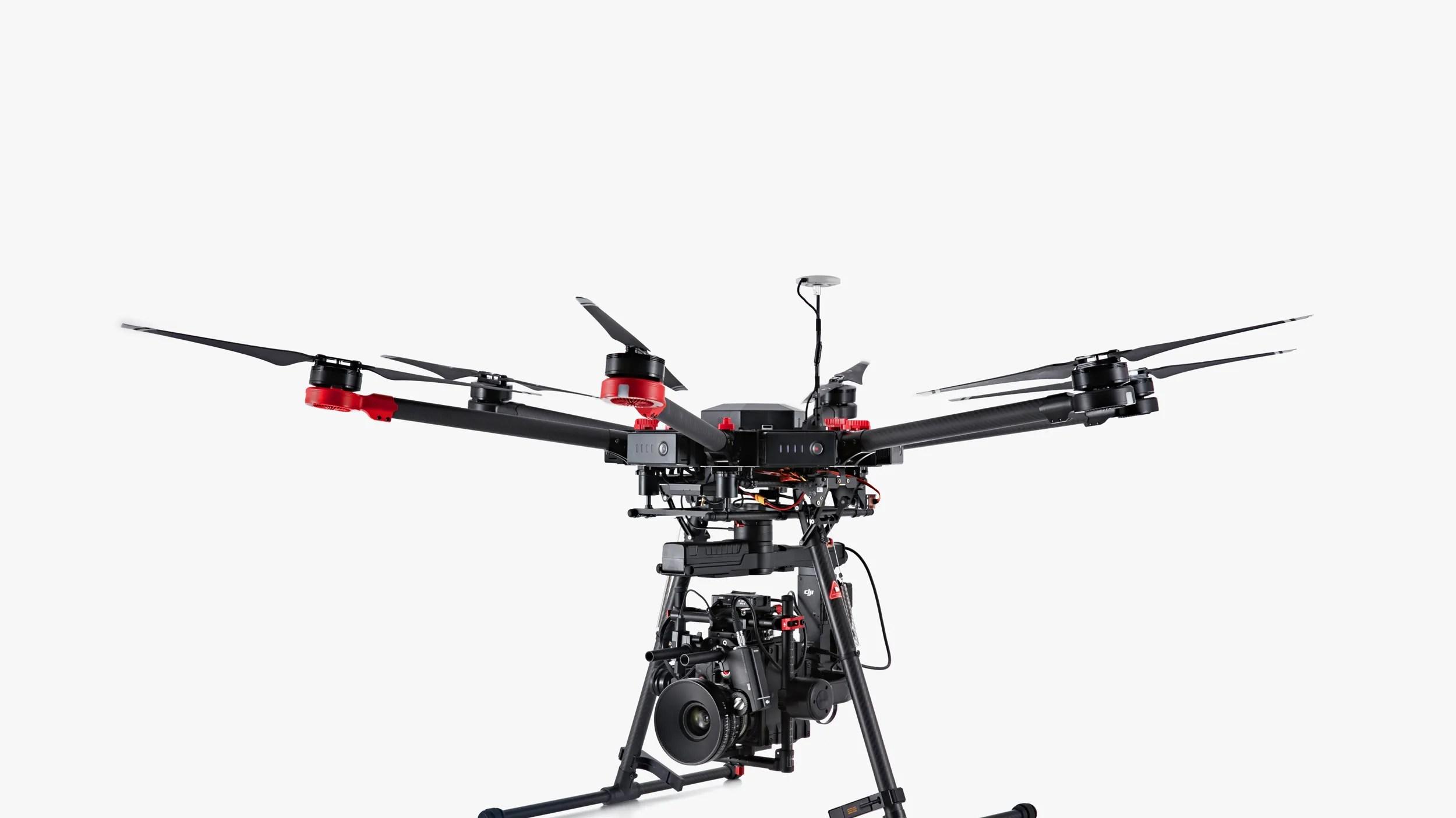 Gear 360 Drone Gimbal