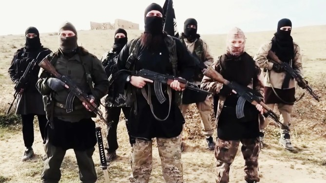 Image result for ISIS