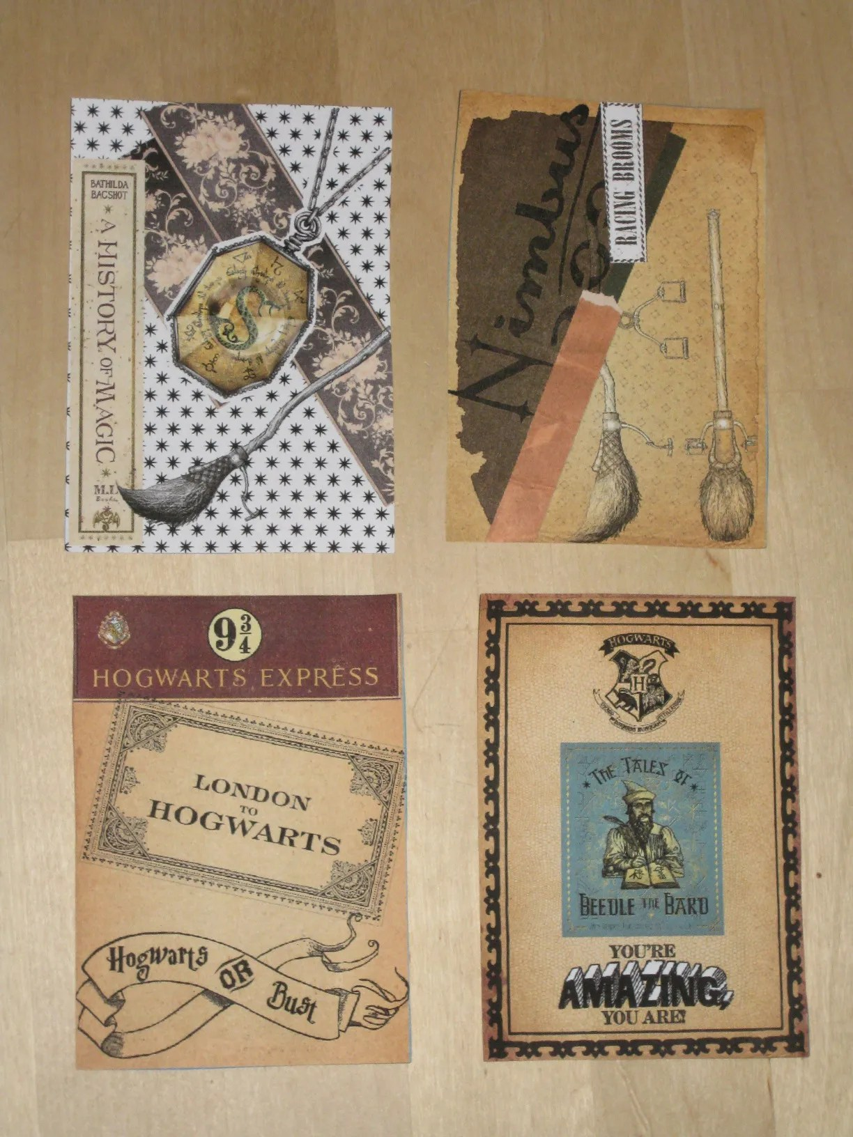 How To Make Fun Harry Potter Printables With Kodak Design
