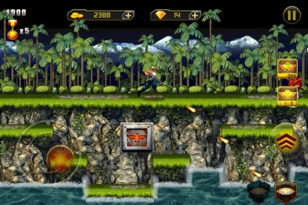 Contra  Evolution Sucks  and You Love It   WIRED Usually remakes of games look better than the original product  Not so with  Contra  Evolution