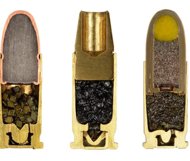 Look At These Amazing Cross Sections Of Bullets