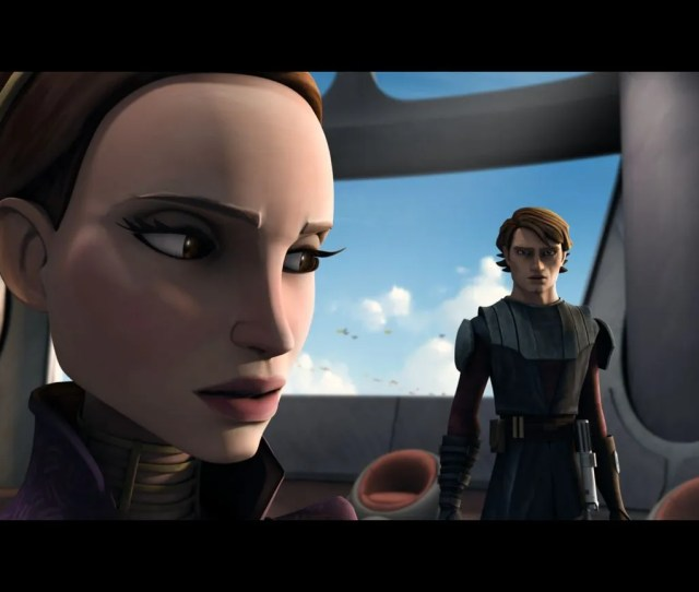 Padme Amidala Goes Undercover In Senate Spy An All New Episode Of Star Wars The Clone Wars Premiering At  P M Et Pt Friday October  On Cartoon
