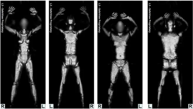 Feds Say Airport Body Scanners are 'Minimally Intrusive' | WIRED