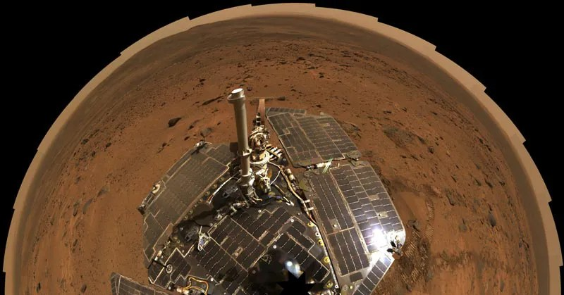 NASA Gives Up on Spirit Rescue, Preps Mars Rover to ...
