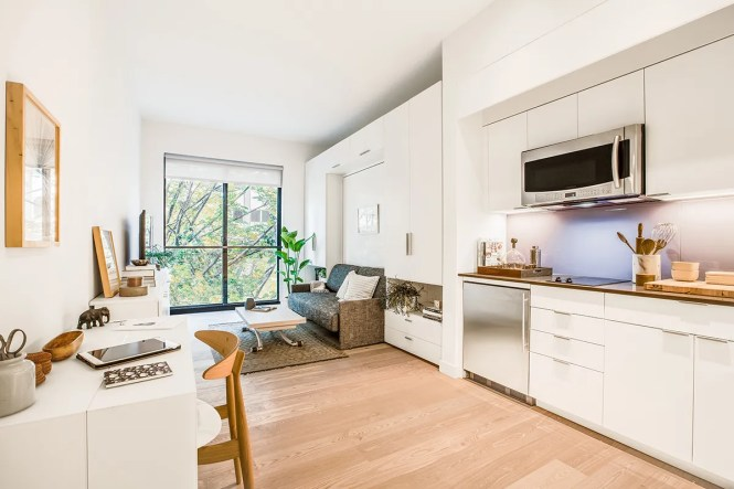 Ny S First Micro Apartments Actually