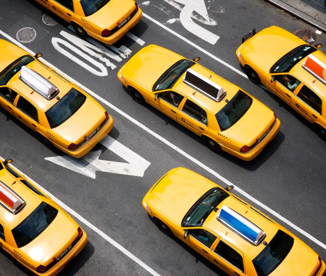 Nycs Taxis Finally Launch An App To Compete With Uber