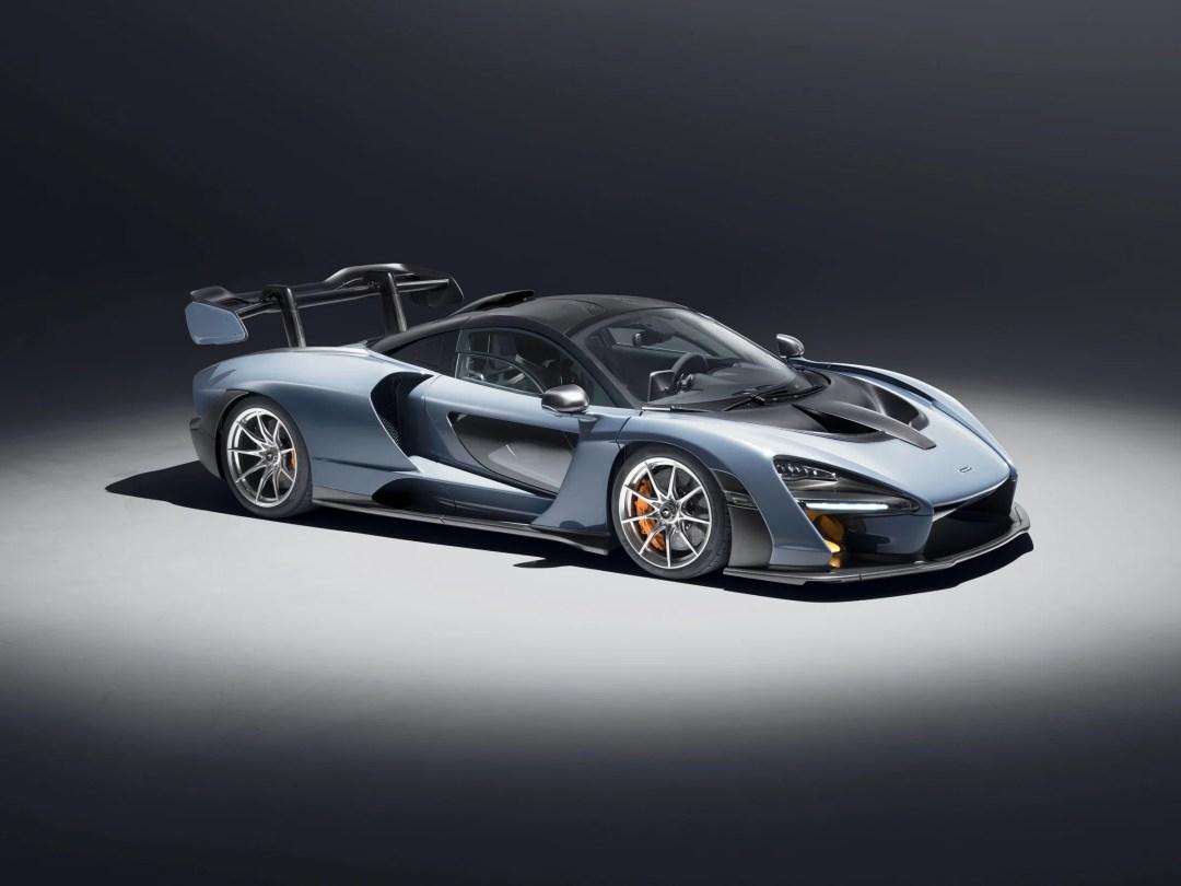 Uber\'s Robo-Truck, McLaren\'s Senna Supercar, and More Cars News This ...