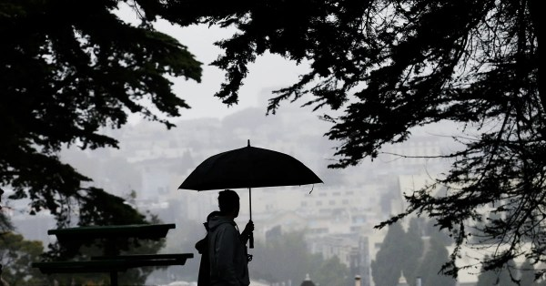 An Atmospheric River Will Hit California With a Month's ...