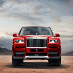 Rolls Royce Reveals The 325 000 Cullinan Its Rowdy Regal Suv Wired