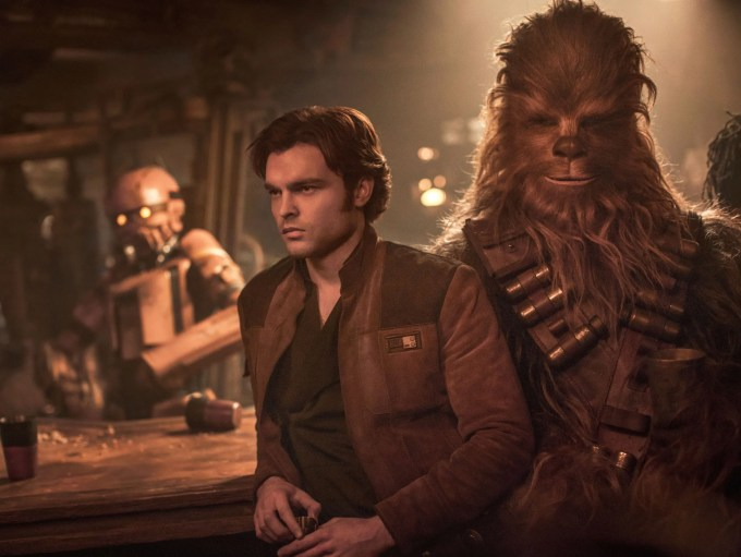 solo: a star wars story' review: it may be inessential, but