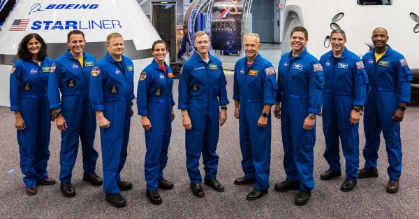 NASA Unveils the Astronauts Who Will Fly the First Private ...