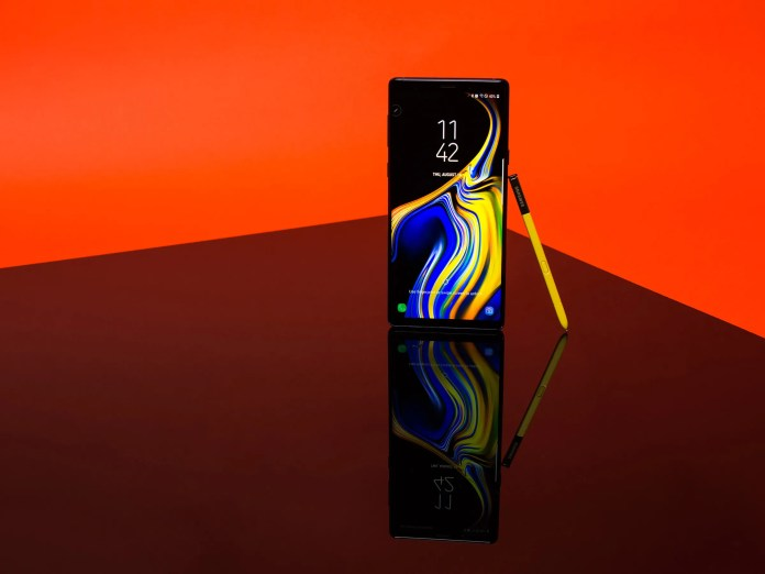 Samsung Galaxy Note 9 Review Price And Where To Buy Wired