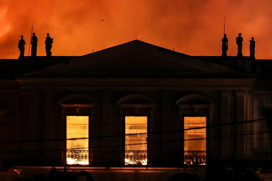 Brazil s National Museum Fire Proves Cultural Memory Needs a Backup     Brazil s Museum Fire Proves Cultural Memory Needs a Digital Backup