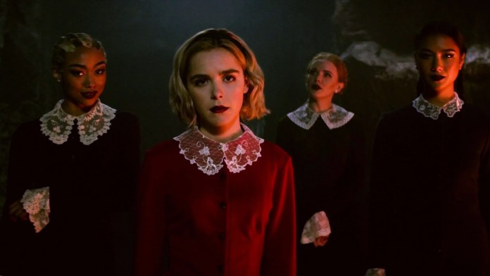 Chilling Adventures of Sabrina' Review: The Dark, Relevant Magic of  Netflix's Newest Thriller | WIRED