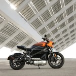 Harley Davidson S Electric Livewire Motorcycle Debuts At Ces Wired