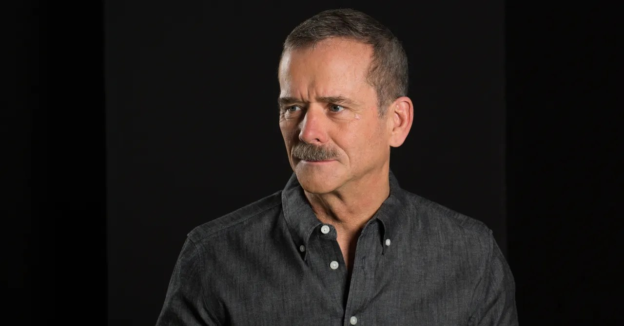 Chris Hadfield: Astronaut Life Is Much More Than a ...