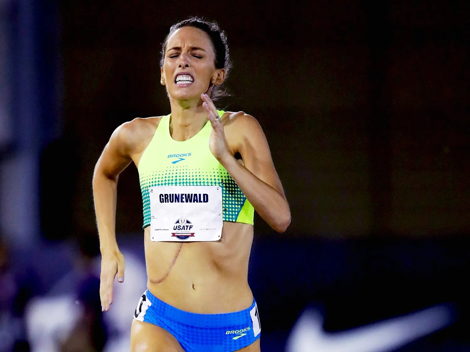 Remembering Gabriele Grunewald Who Ran For Herself And Others