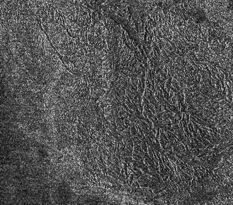 Il terreno del labirinto di Titano