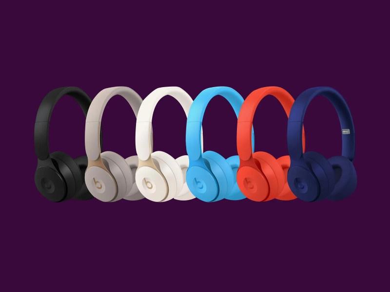 6 cuffie Beats di fila