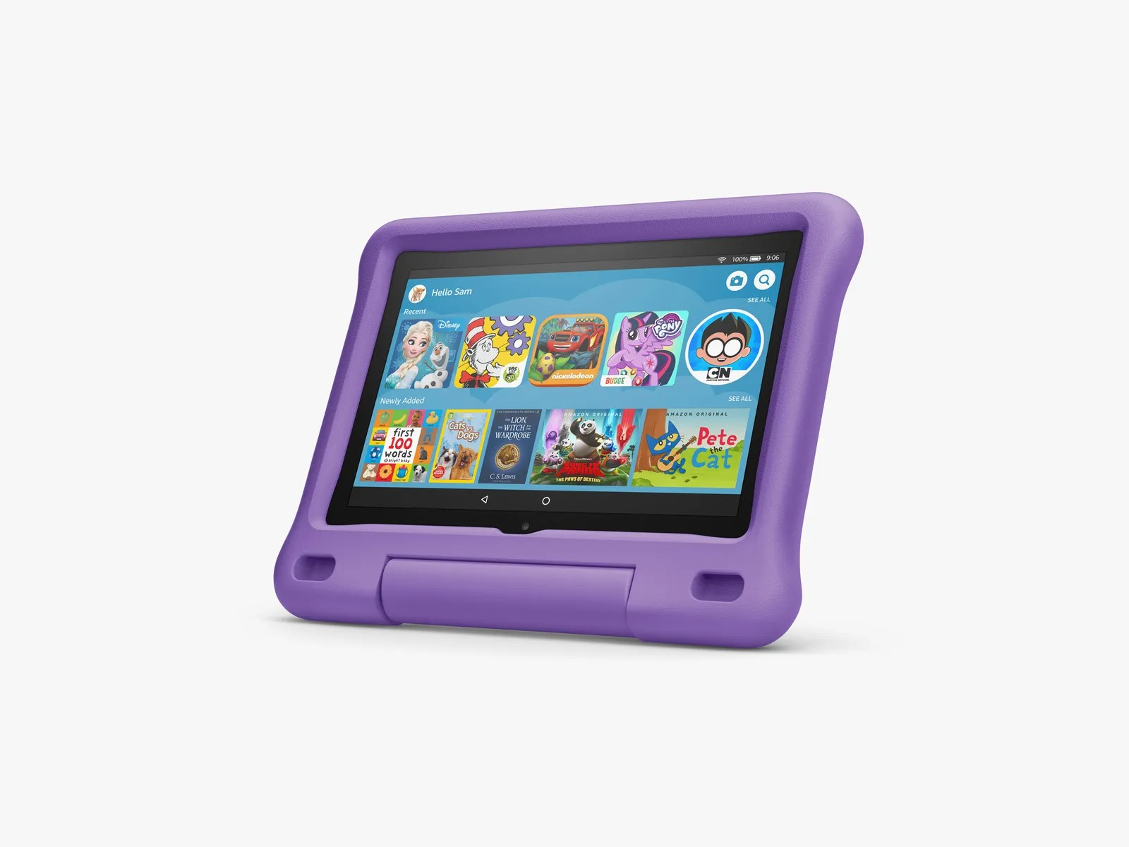 Kid's tablet