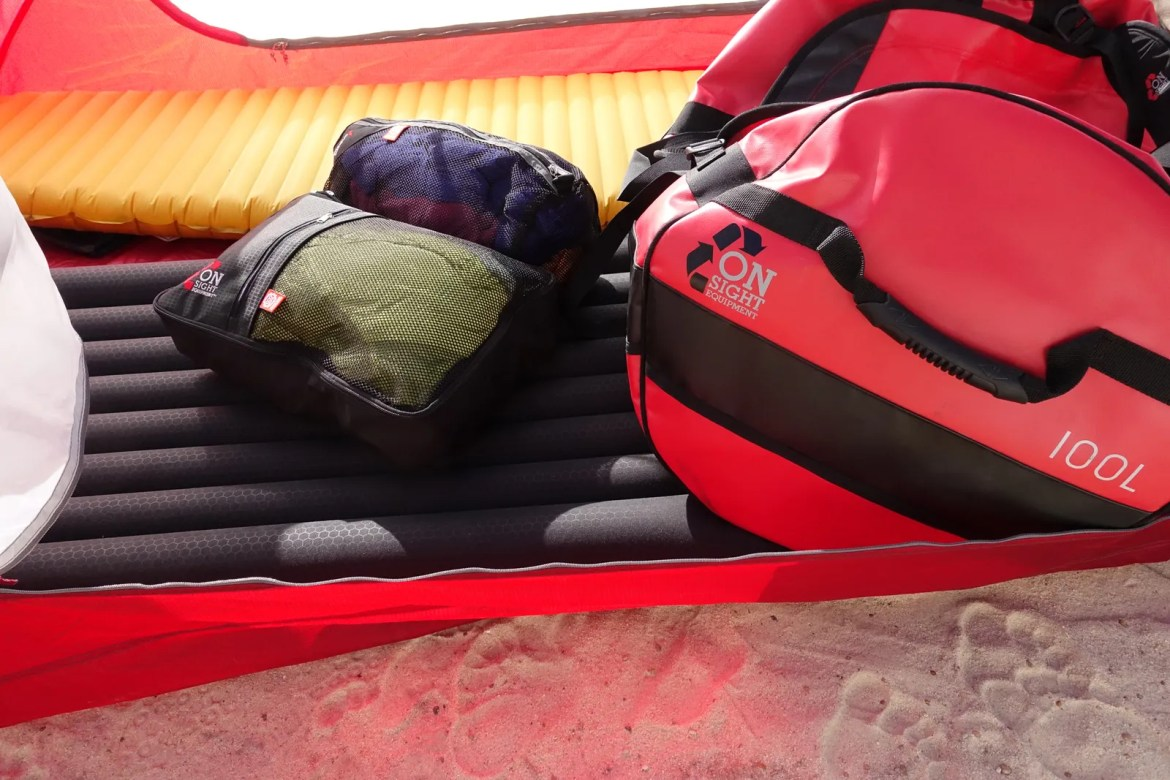 I Bought the Duffel Bag Thats in The Expanseand Loved It