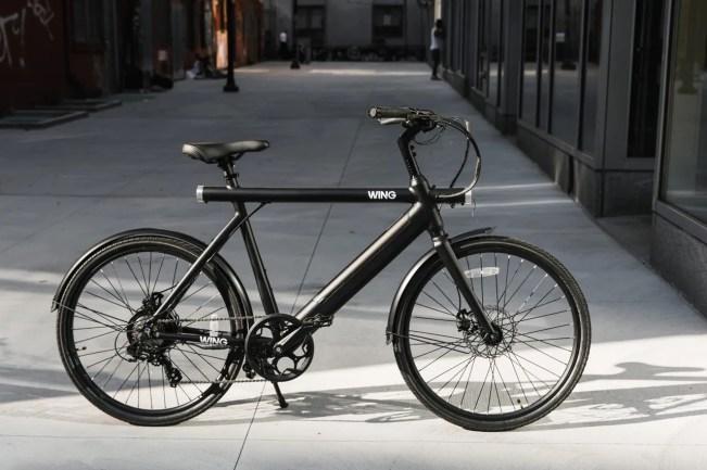 Image may contain Transportation Vehicle Bike Bicycle Wheel Machine Human Person and Mountain Bike