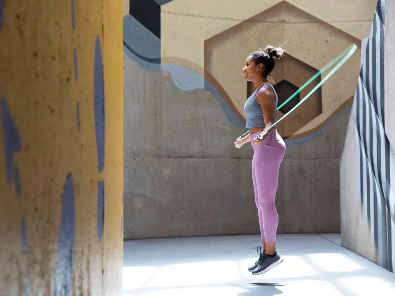 Crossrope Fitness System Review A Killer Home Workout