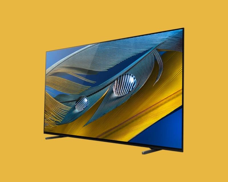 TV Sony Bravia A80J