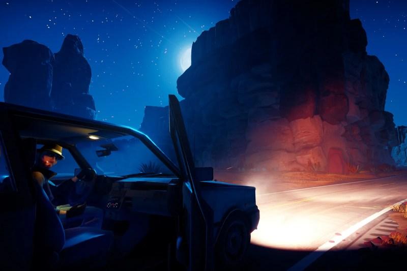 Screenshot of Road 96