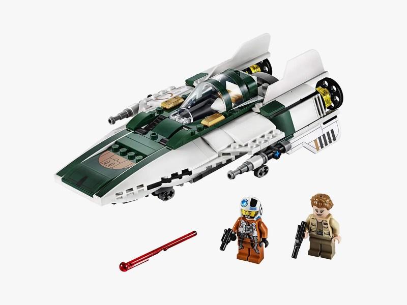 LEGO skywalker set