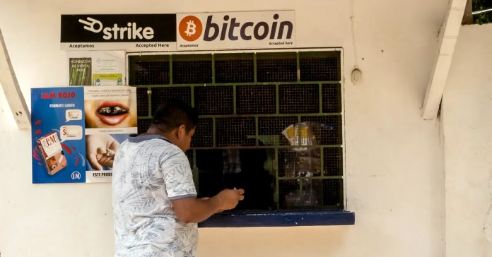 El Salvador's Race to Be the Bitcoin Capital of the World