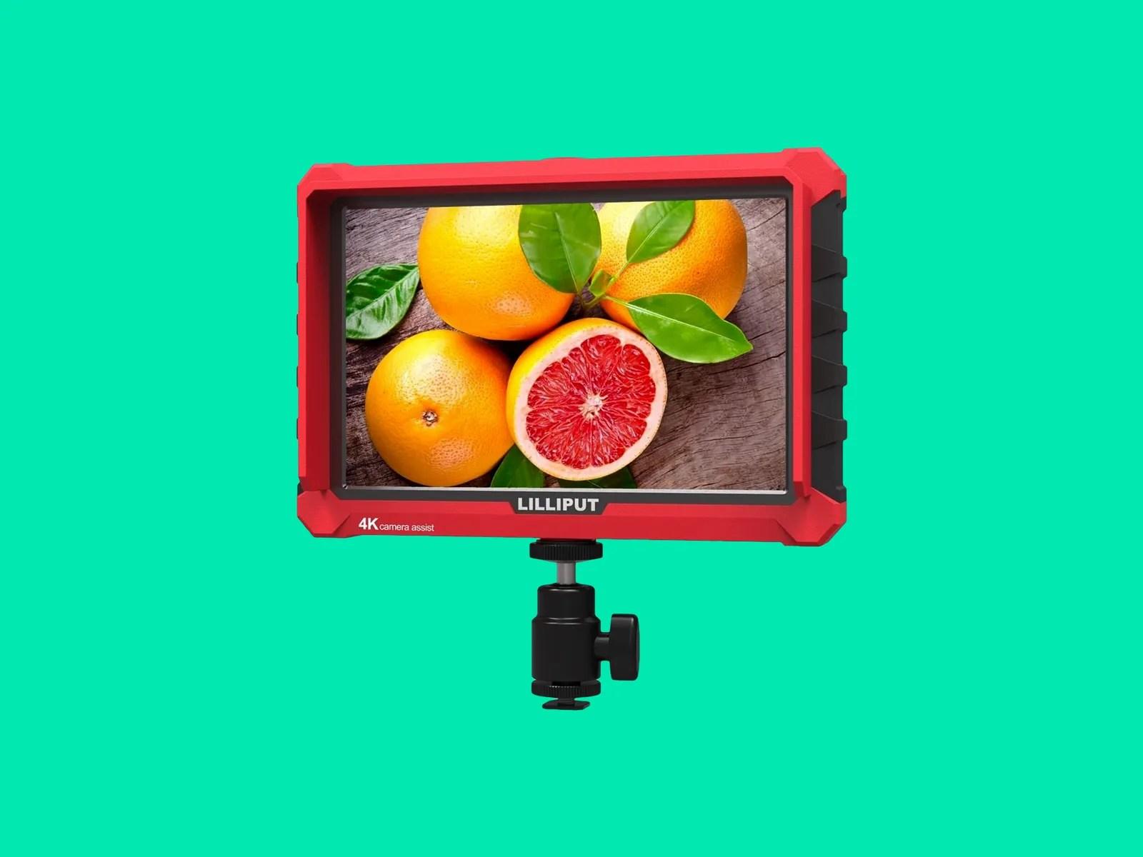 Lilliput A7S monitor