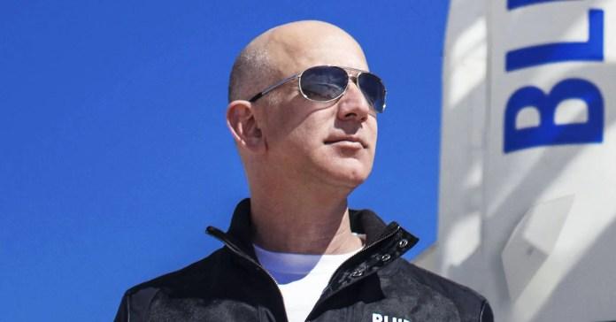 World's richest man Jeff Bezos is back in this cruel world again.