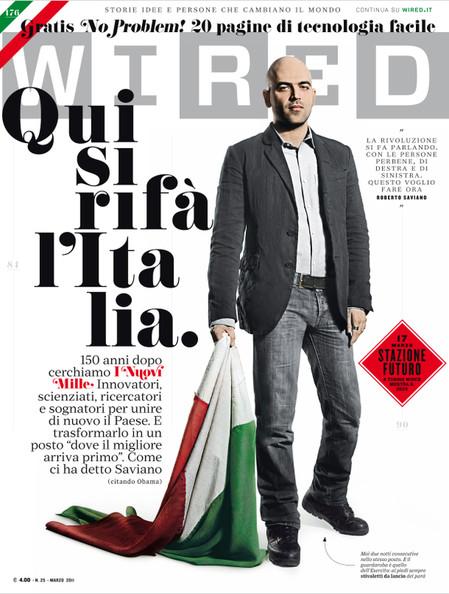 We are rebuilding Italy