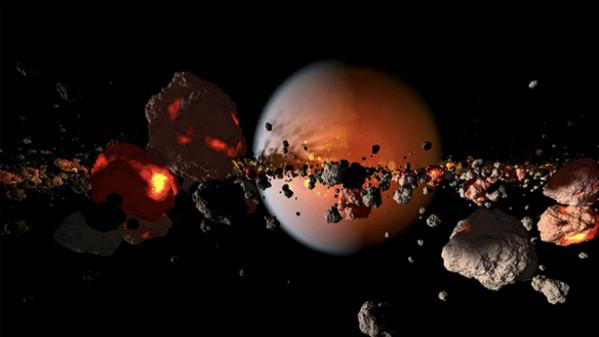 La Luna 232 Nata Davvero Da Un Impatto Wired It