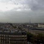 Panorama Paris från Printemps av Johan Wistbacka