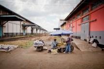 Gatuförsäljning, Tanzania
