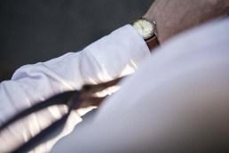 Klocka, hängslen och Skjorta