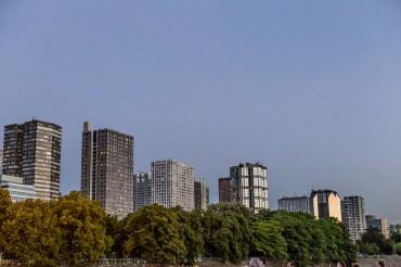 Modern bebyggelse