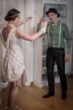 Dansuppvisning