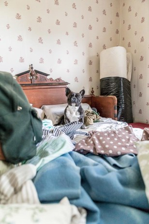 Valter i sängen