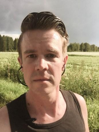 I somras började jag springa.