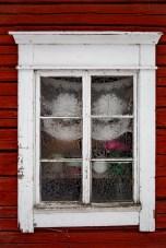 Fönstret till snickarstugan.
