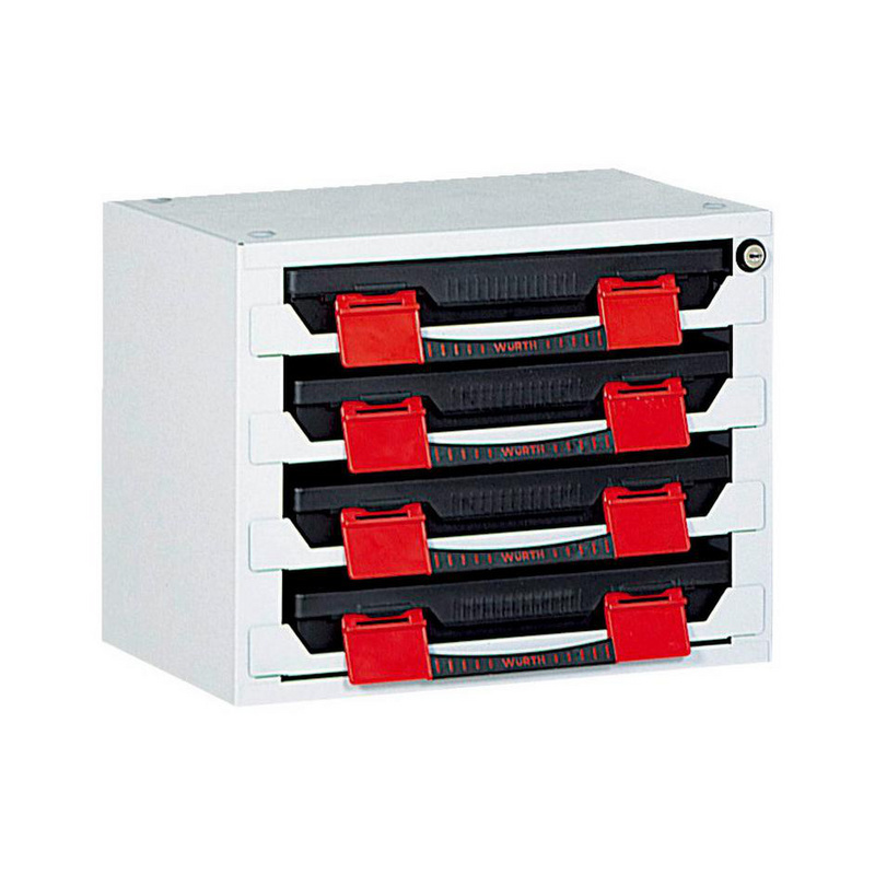 Wurth Parts Cabinets   www.resnooze.com