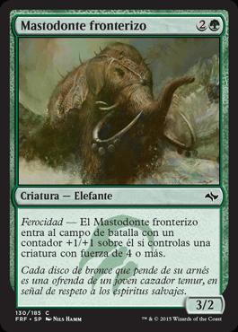 Mastodonte fronterizo