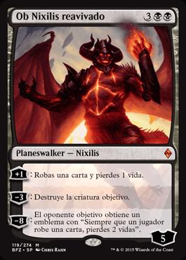 Ob Nixilis reavivado